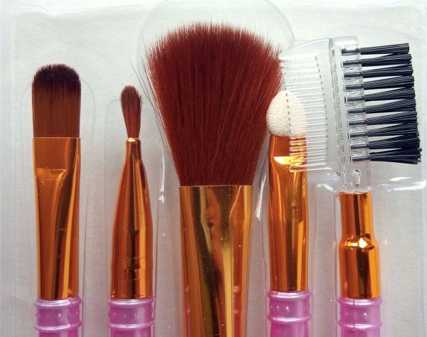 Набор кистей для макияжа Beauty brush Set из 5 шт.