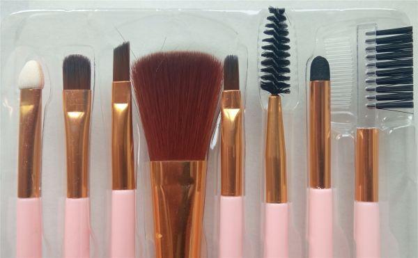 Набор кистей для макияжа MAC-438 из 8 шт.