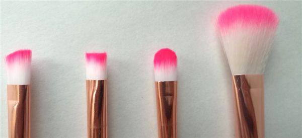 Набор кистей для макияжа Ying Dai Erg из 4 шт.